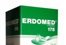 Erdomed pulbere