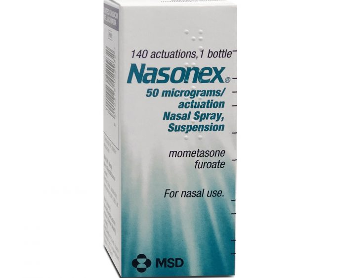 Nasonex spray