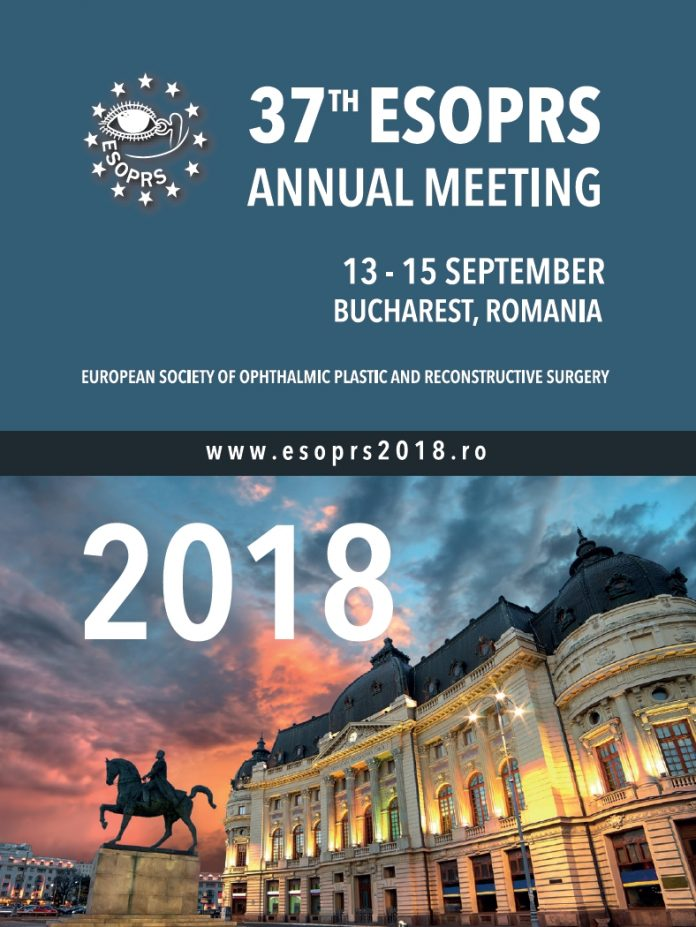 37th Annual Meeting of the European Society Of Ophthalmic Plastic And Reconstructive Surgery