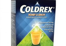 COLDREX HONEY & LEMON