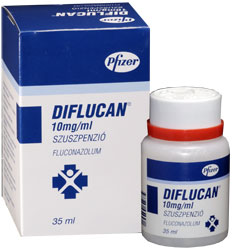 Diflucan pulbere