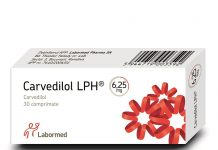 Carvedilol LPH 6,25 mg